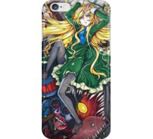 All Alone - Mary from Ib iPhone Case/Skin