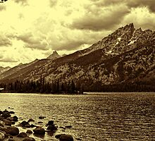 Jenny Lake III by Brenton Cooper