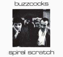 "Buzzcocks ""Spiral Scratch"" by dieorsk2"
