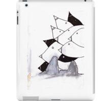 pod birds #02 iPad Case/Skin