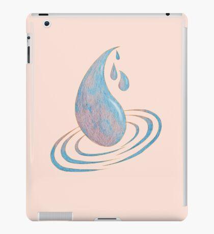 Water (World of Shindana) iPad Case/Skin