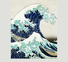 kanagawa Great Wave Oceanic design Unisex T-Shirt