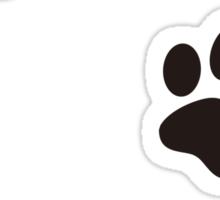 Cat_Print Sticker