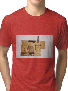 home  Tri-blend T-Shirt