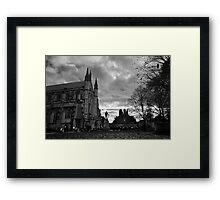Winchester Cathedral  Framed Print