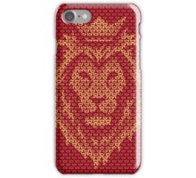 Lion Crown iPhone Case/Skin