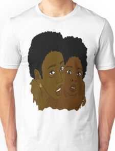 Brown Gurlz~ (C) 2014 Unisex T-Shirt
