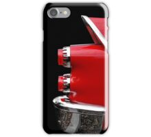 One Rear (red) iPhone Case/Skin