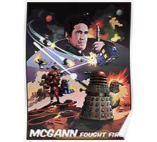 Mcgann Fought First Poster
