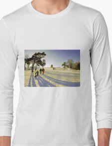 Kaivopuisto, Helsinki, Finland Long Sleeve T-Shirt