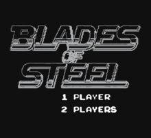 Blades of Steel by OffRedEye