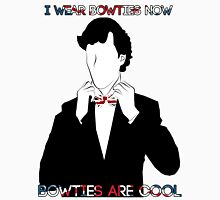 Sherlock (BBC) declaration for bowties Unisex T-Shirt