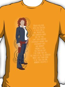 River Song Quote T-Shirt