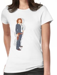 River Song Quote Womens Fitted T-Shirt