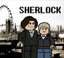 Lego Sherlock by billybouffant