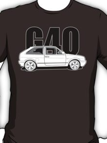 Polo G40 - Side T-Shirt