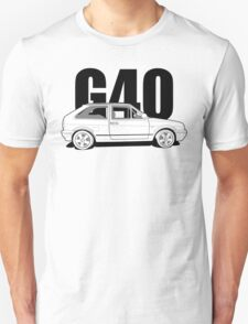 Polo G40 - Side T-Shirt