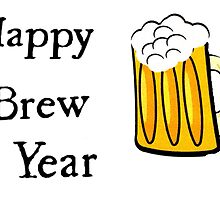 Happy Brew Year by CleanSlate