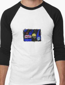 PACing Dead Men's Baseball ¾ T-Shirt