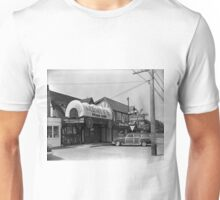 Monty's Spare Ribs Restaurant Unisex T-Shirt