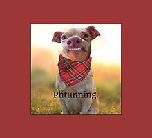 Phtunning throw pillow by akl85ky