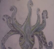 octopus by stephaniedport