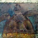 Sea Turtle I by Marcie Wolf-Hubbard
