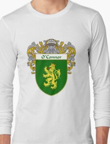 O'Connor Coat of Arms/Family Crest Long Sleeve T-Shirt