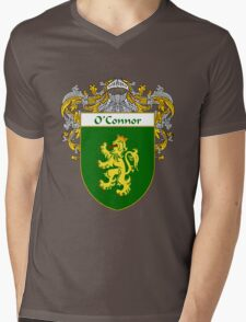 O'Connor Coat of Arms/Family Crest Mens V-Neck T-Shirt