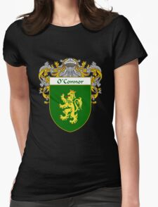 O'Connor Coat of Arms/Family Crest Womens Fitted T-Shirt