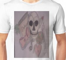 beauty and the vice Unisex T-Shirt