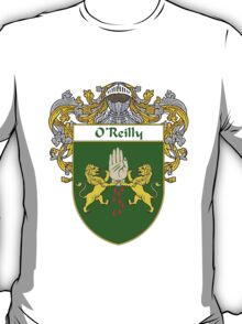 O'Reilly Coat of Arms / O'Reilly Family Crest T-Shirt