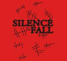 Silence will fall by runningRebel