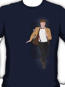 11th Doctor - Basically, Run! T-Shirt