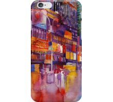 Walk in New York iPhone Case/Skin