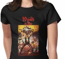 Hawk the Slayer Womens Fitted T-Shirt