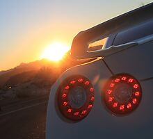 GT-R lights  by gtrkyle