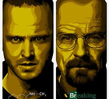 Breaking Bad  by tmathlone