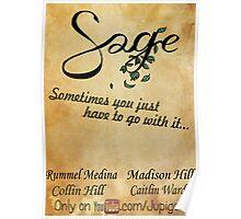 Sage Poster Poster