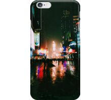Post-New Year's Times Square iPhone Case/Skin