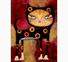 Babycat Gets Her Groove - Cat Art by Angieclementine Unisex T-Shirt