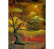 Memory Tree - Original Art by Angieclementine Photographic Print