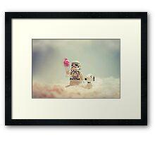 Snooptrooper Framed Print