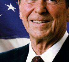 Ronald Reagan Sticker