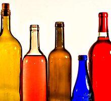 Bottles by petemar12