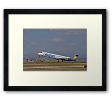 Md-83 Framed Print
