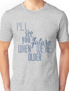 LAUGHTER LINES. Unisex T-Shirt