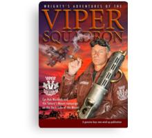 Viper Squadron Canvas Print