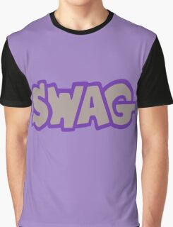 swag tag graf hipster Graphic T-Shirt