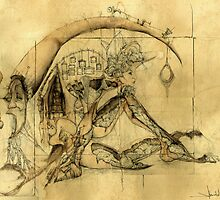 Moldy's House by Milan DelVecchio